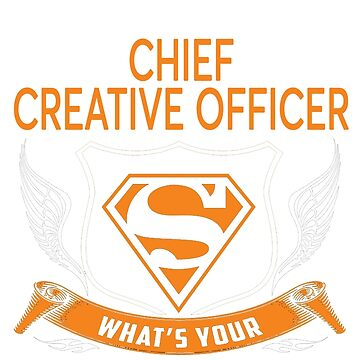 CHIEF CREATIVE OFFICER by Jordynthanhs
