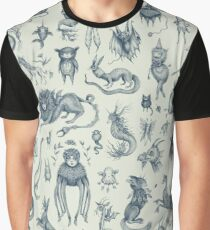 Beings and Creatures  Graphic T-Shirt