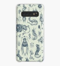 Beings and Creatures  Case/Skin for Samsung Galaxy