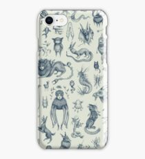 Beings and Creatures  iPhone Case/Skin