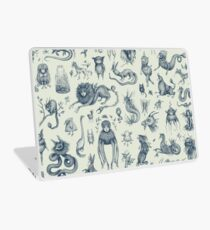 Beings and Creatures  Laptop Skin