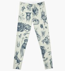 Beings and Creatures  Leggings