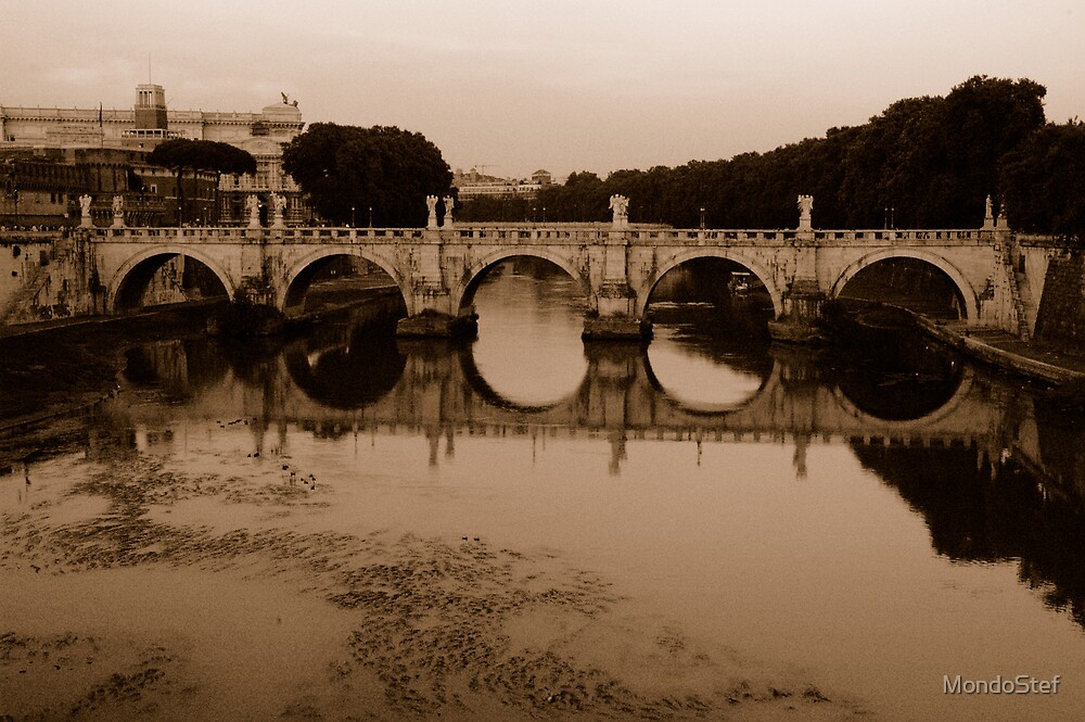 Ponte Sant'Angelo by MondoStef