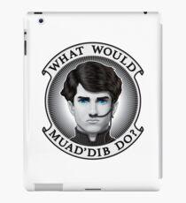 What Would Muad'Dib Do? iPad Case/Skin