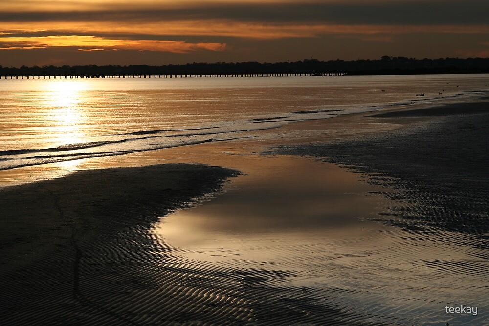 The Beach by teekay