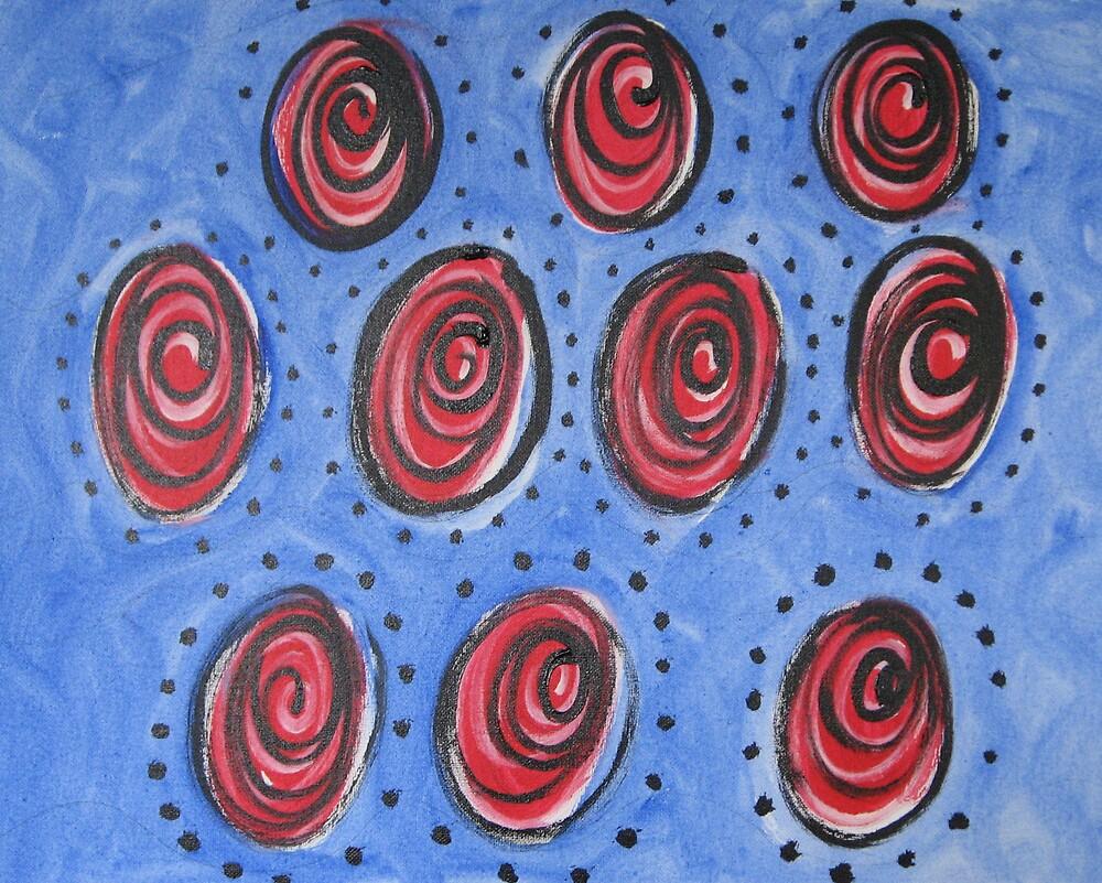 Karmic Circles by Alice Chai