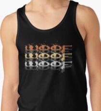 Camiseta de tirantes Woof Splash