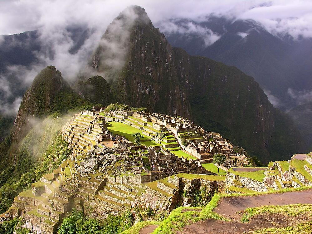 Manchu Picchu by Alice Chai