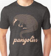 Der Pangolin - die ultimative Technologie für gefährdete Arten Slim Fit T-Shirt