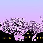 sunrise village by VioDeSign