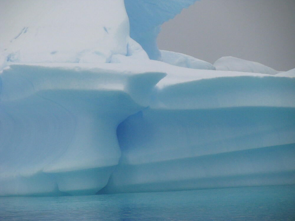 Ice Berg III by Alice Chai