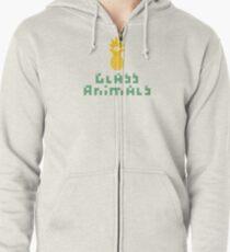 Glass Animals 2 Zipped Hoodie