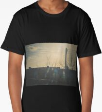 """""""There is a crack in everything. That's how the light gets in.""""  ~ Leonard Cohen Long T-Shirt"""