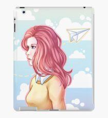 Paper Plane iPad Case/Skin