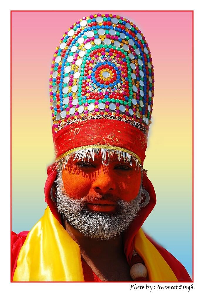 Colorful by Dr. Harmeet Singh