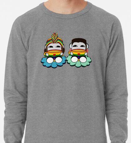 STPC: Naka Do & Oyo Yo (Tea & Pride) Lightweight Sweatshirt