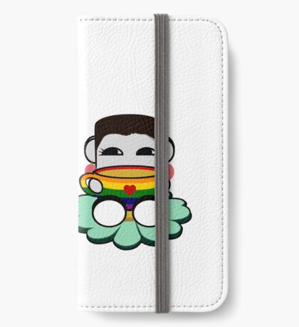 STPC: Naka Do & Oyo Yo (Tea & Pride) iPhone Wallet