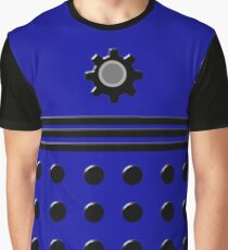 Its a Dalek Doctor Who Cosplay - Blue Graphic T-Shirt
