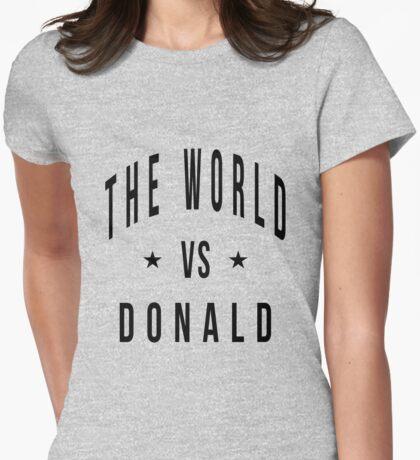 The world vs donald T-Shirt