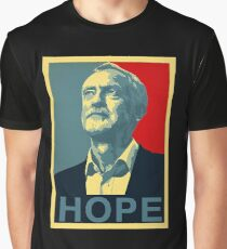 hope jeremy corbyn Graphic T-Shirt