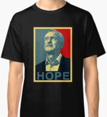 hope jeremy corbyn Classic T-Shirt
