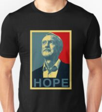 hope jeremy corbyn Unisex T-Shirt