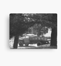 classic auto Canvas Print