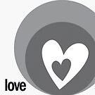 LOVE 12 by Micheline Kanzy