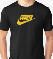 corbyn - yellow T-Shirt