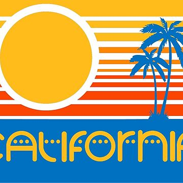 Retro California by allthingspass