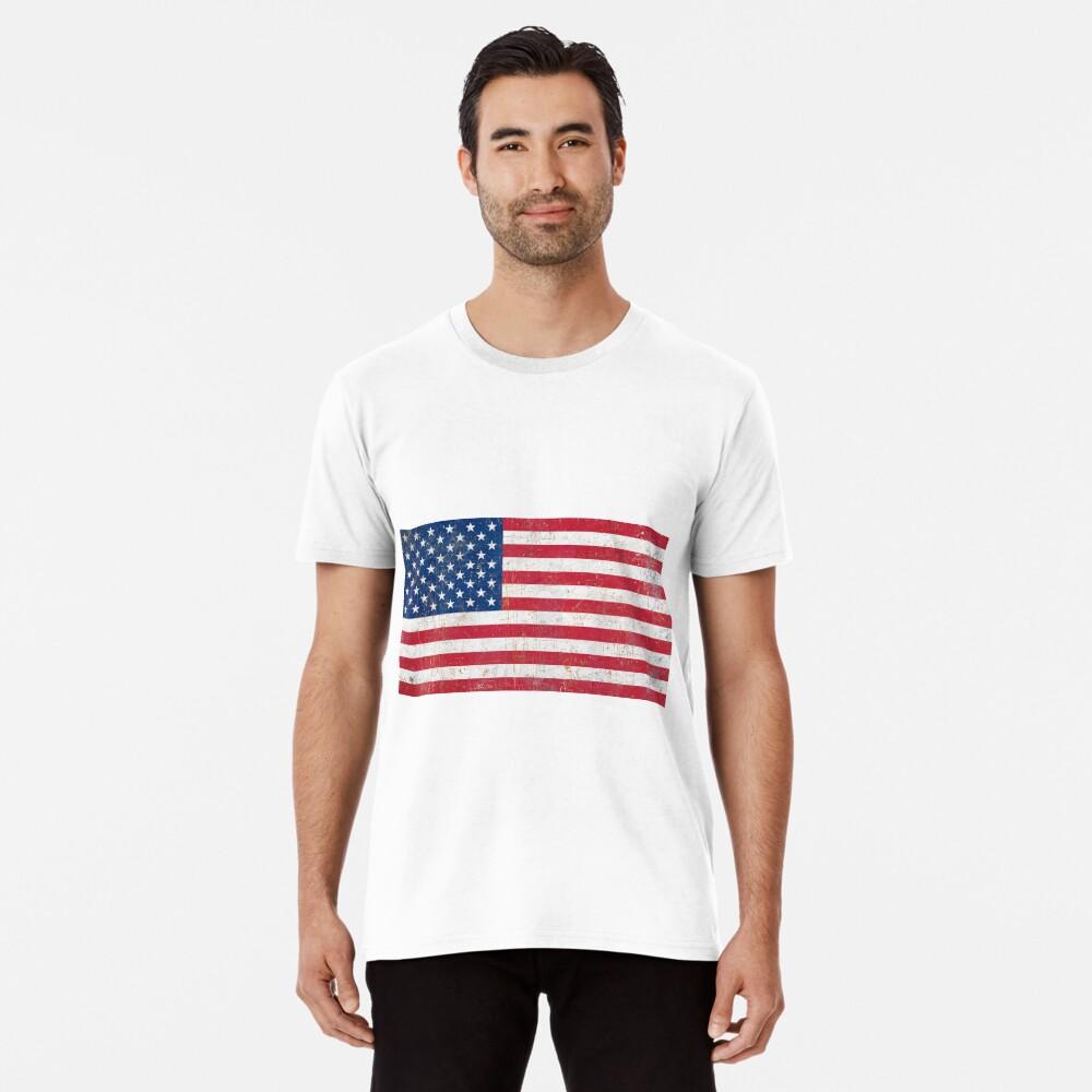 Estados Unidos Camiseta premium