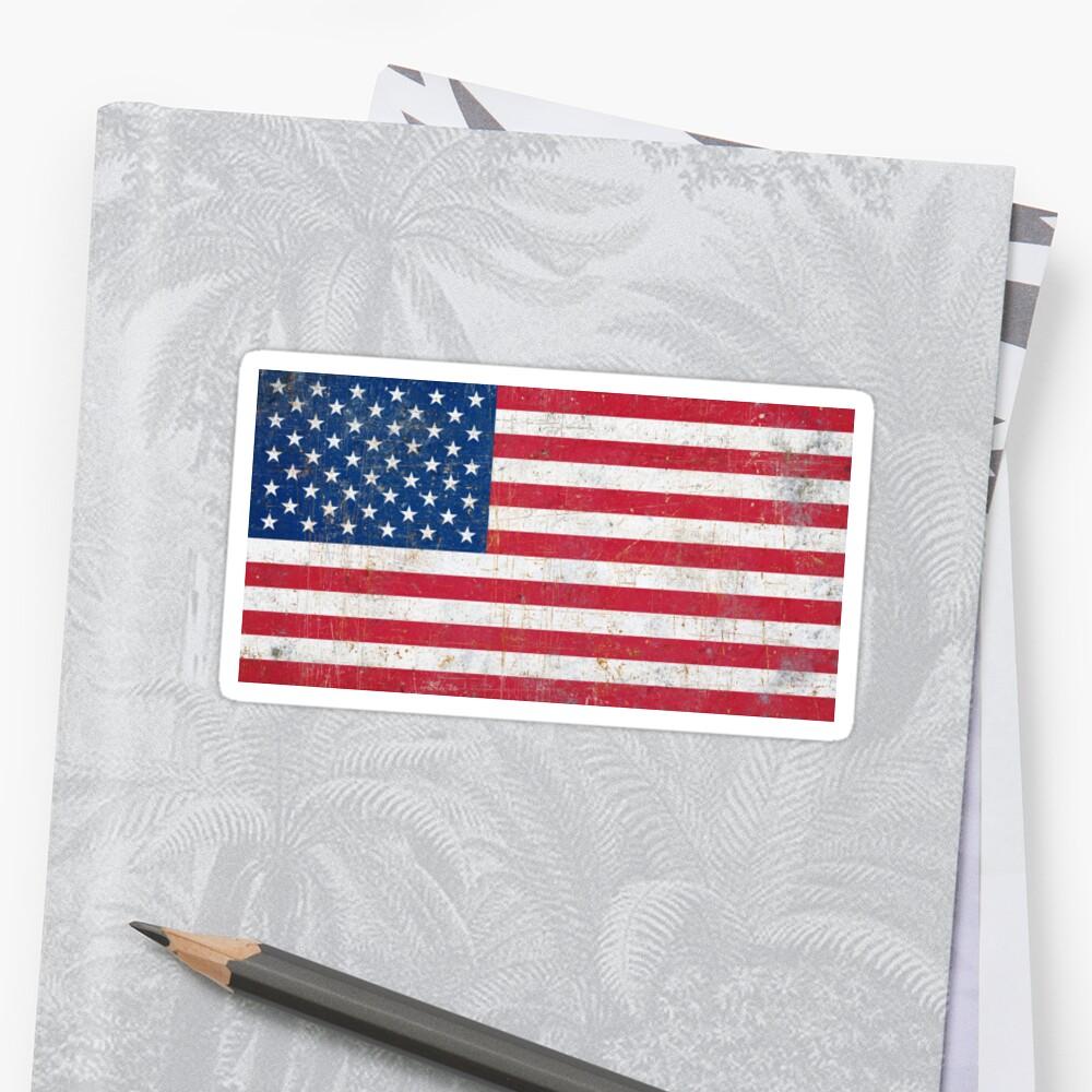 Estados Unidos Pegatinas