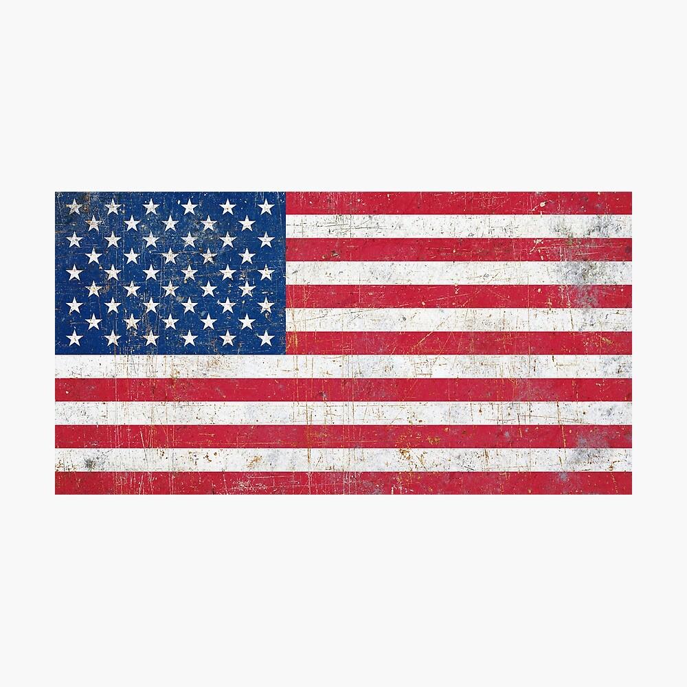 Estados Unidos Lámina fotográfica
