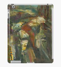 Rain over the ravine iPad Case/Skin
