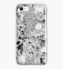 LIFE magazine collage iPhone Case/Skin