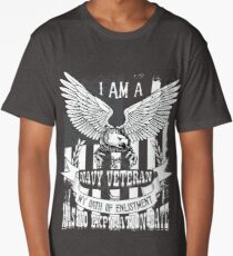 I Am A Navy Veteran - My Oath Of Enlistment Has No Expiration Date Long T-Shirt