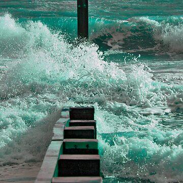 Aqua  by TinaPope