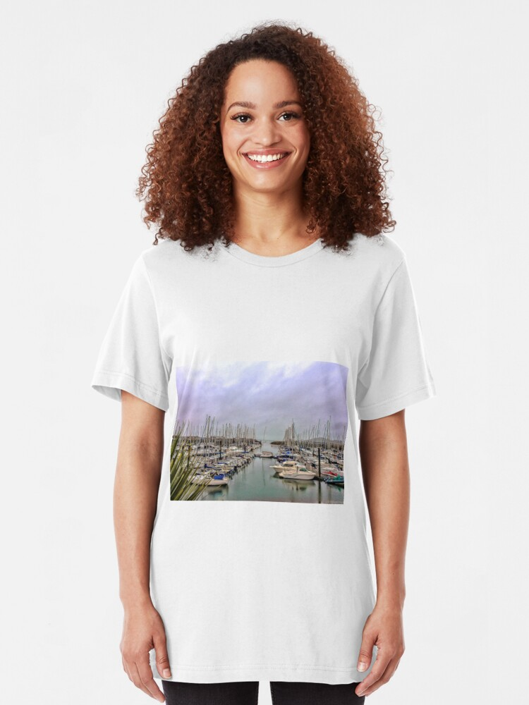 Alternate view of Howth Harbour Slim Fit T-Shirt