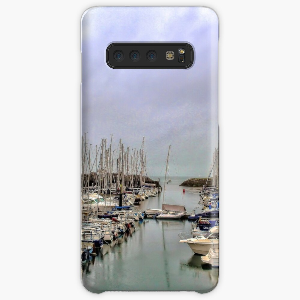 Howth Harbour Case & Skin for Samsung Galaxy