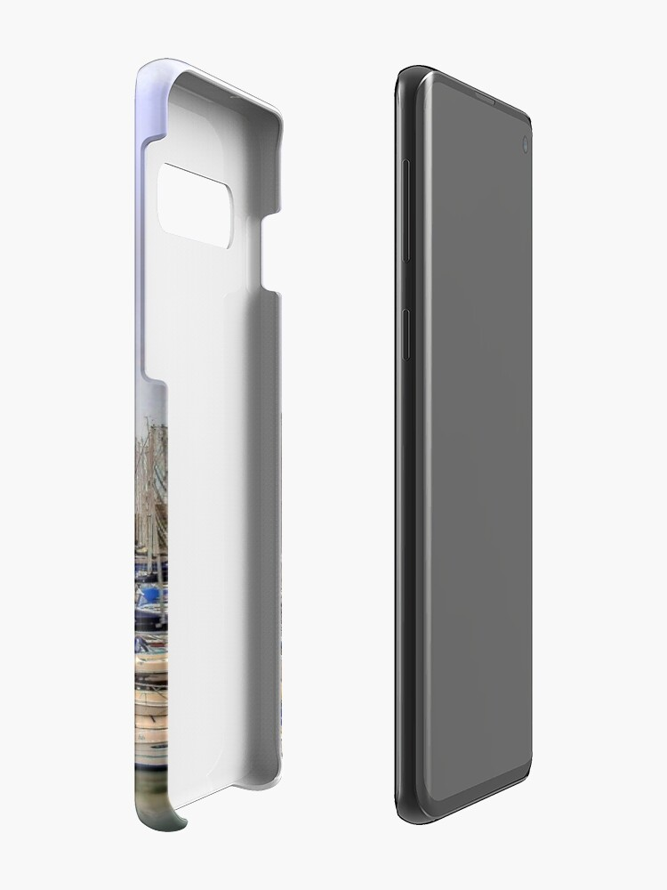 Alternate view of Howth Harbour Case & Skin for Samsung Galaxy