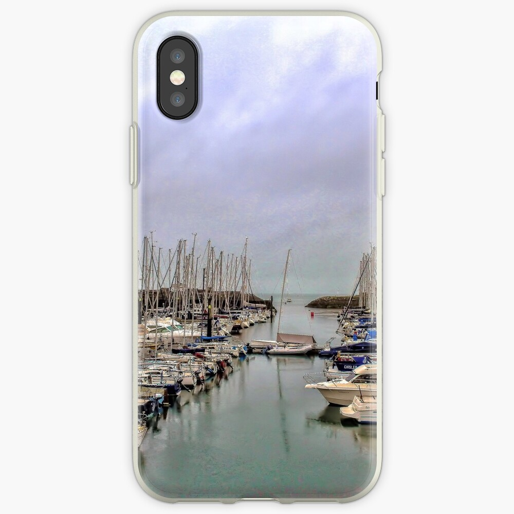 Howth Harbour iPhone Case & Cover