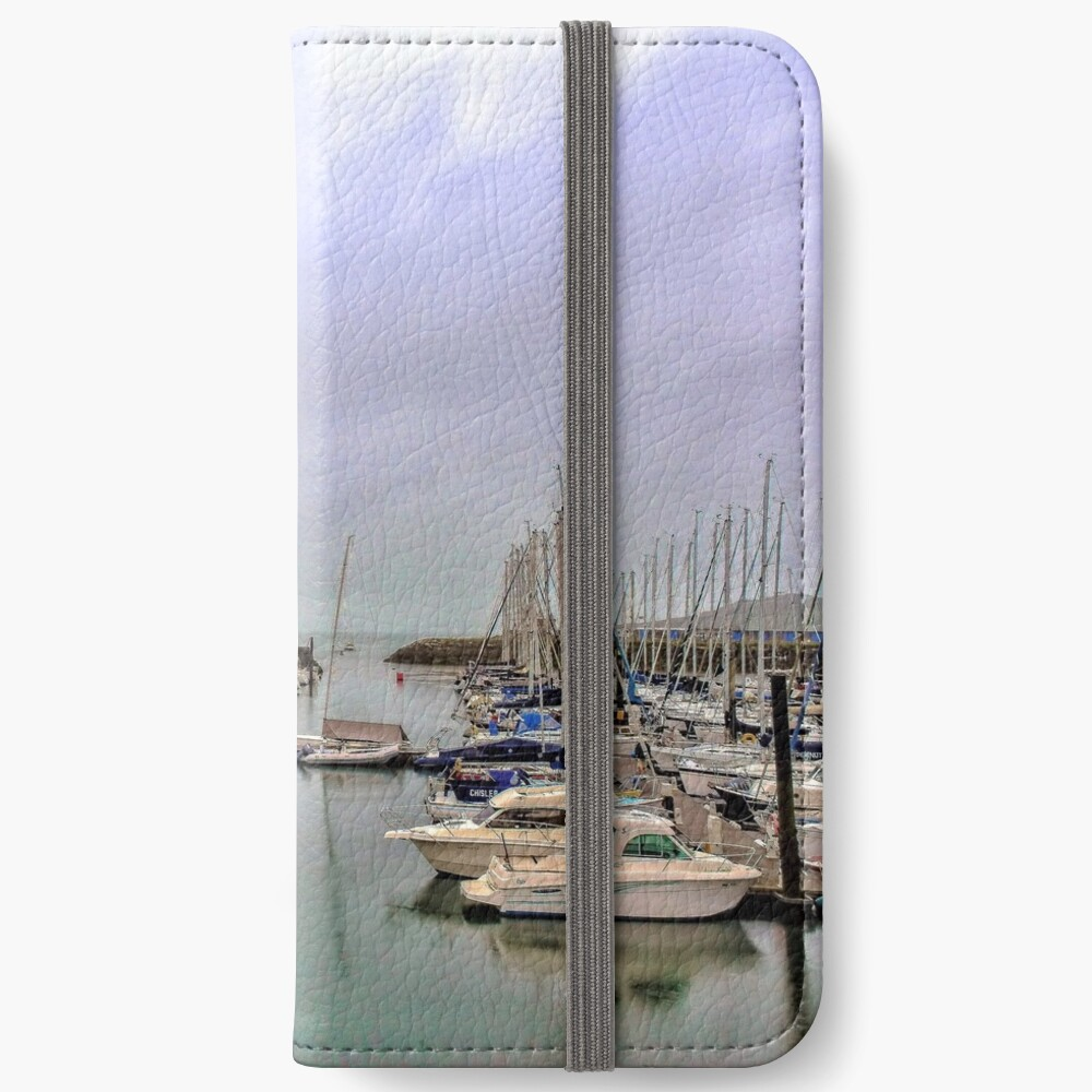 Howth Harbour iPhone Wallet