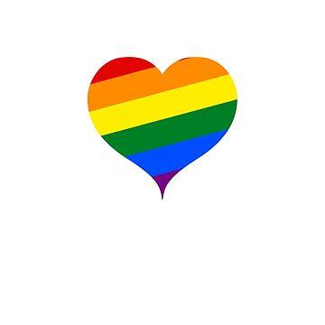 I Love My Daddies - LGBT Pride by lilypadsales