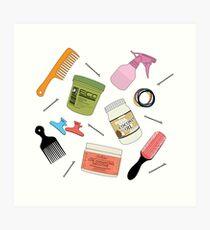 The Essentials Art Print