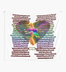Orlando Pulse Remember Their Names Wall Tapestry