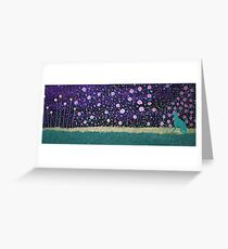 REDREAMING WATCHER Greeting Card