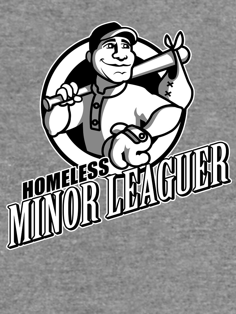 Homeless Minor Leaguer by mattypare