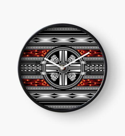 Fire Spirit Clock