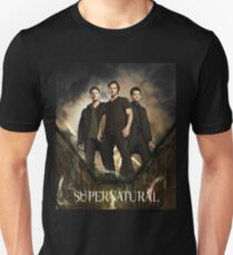 Sam Dean Supernatural Cover T-Shirt