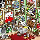 Fred's Gallery von Bastian Melnyk